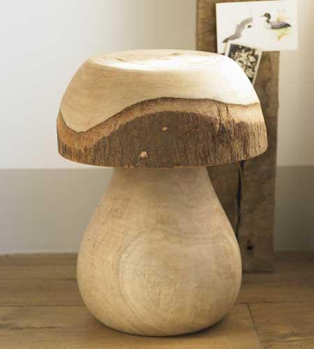 Mushroomstool
