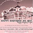my birthday . may '10