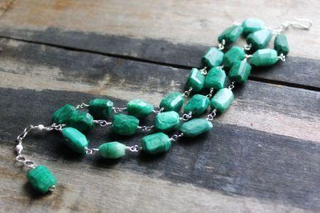 Emeraldstbracelet