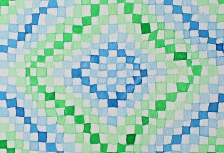 Refractionstudy_bluegreen_closeup