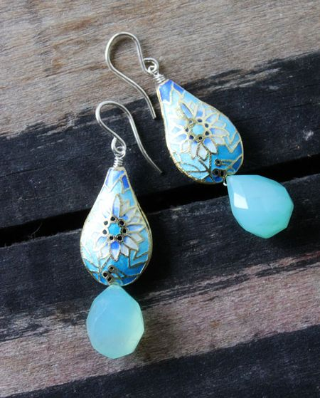 Chrysanthemum_earrings